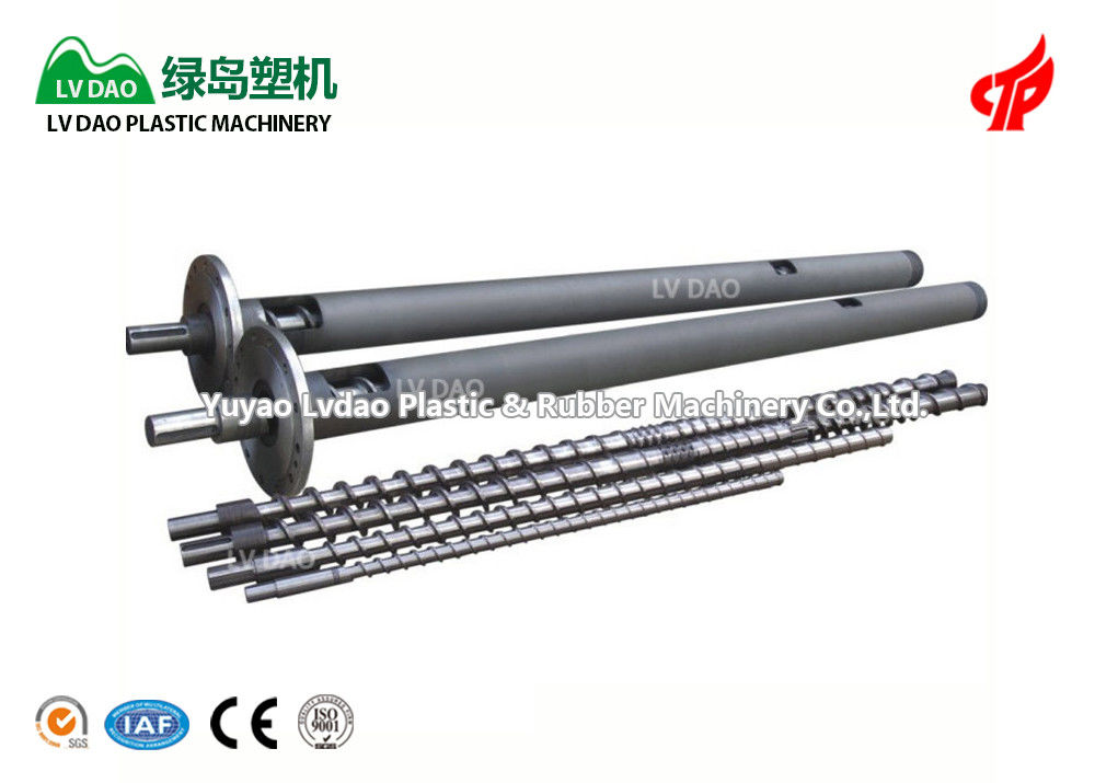 38 Crmoal materials extruder screw treated with nitrogenation